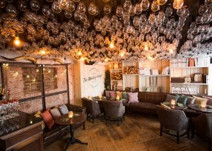 The Bubbleroom Alderley Edge, Bar & Restaurant